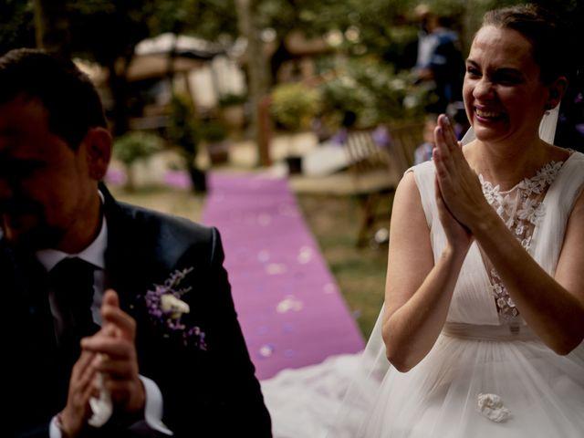 La boda de Miguel y Laura en La Cabrera, Burgos 39