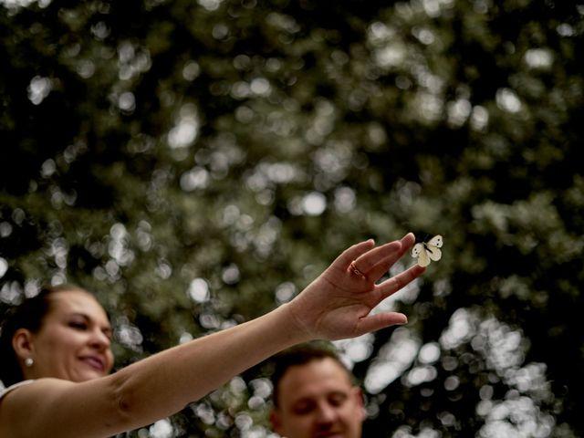 La boda de Miguel y Laura en La Cabrera, Burgos 44