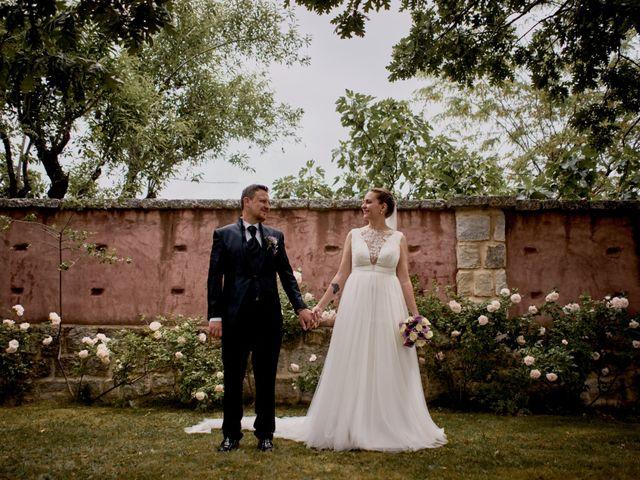 La boda de Miguel y Laura en La Cabrera, Burgos 51