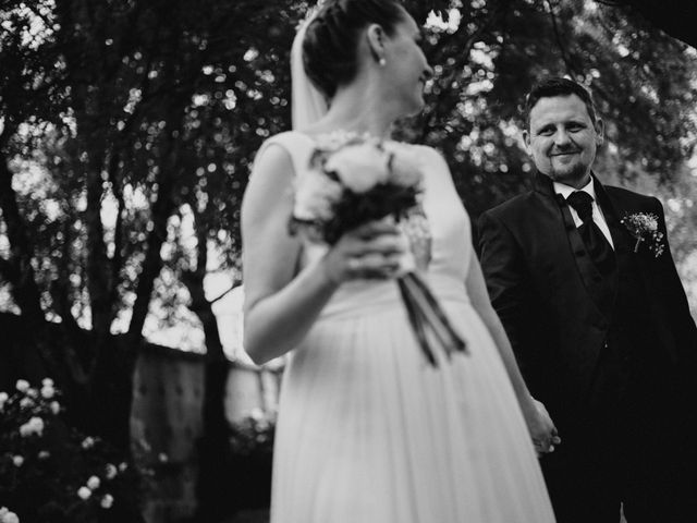 La boda de Miguel y Laura en La Cabrera, Burgos 53
