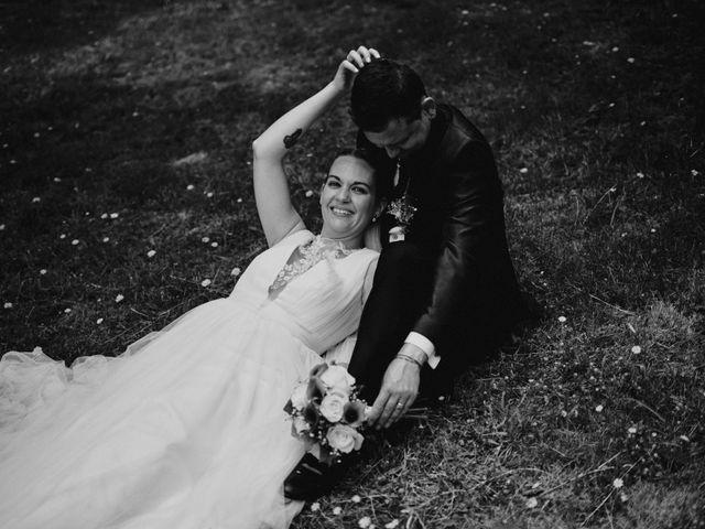 La boda de Miguel y Laura en La Cabrera, Burgos 56