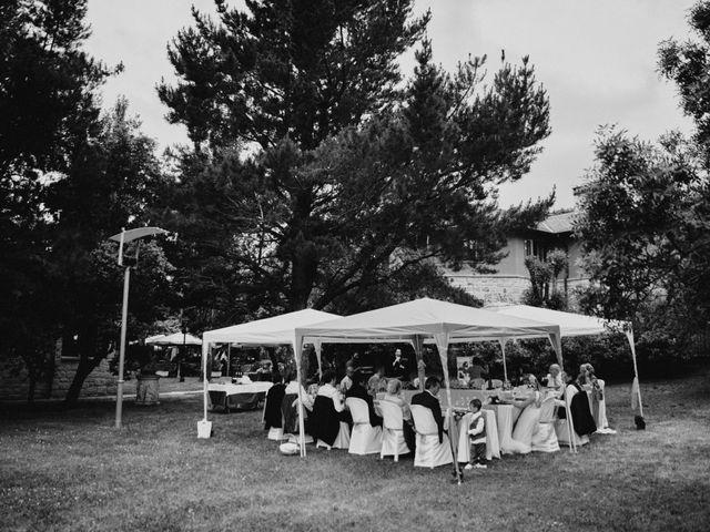 La boda de Miguel y Laura en La Cabrera, Burgos 60