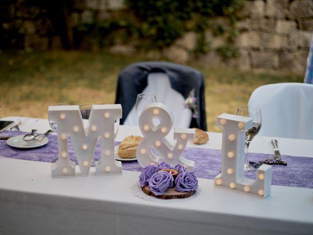 La boda de Miguel y Laura en La Cabrera, Burgos 62