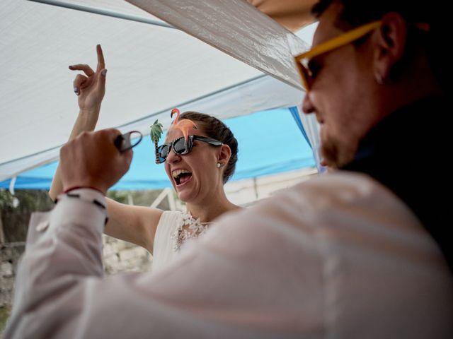 La boda de Miguel y Laura en La Cabrera, Burgos 65