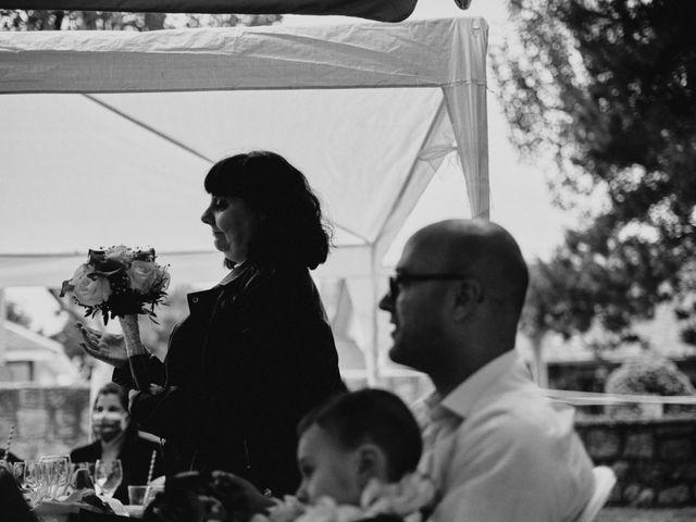 La boda de Miguel y Laura en La Cabrera, Burgos 70