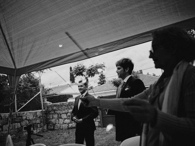 La boda de Miguel y Laura en La Cabrera, Burgos 73