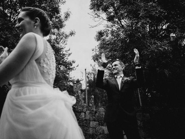 La boda de Miguel y Laura en La Cabrera, Burgos 74