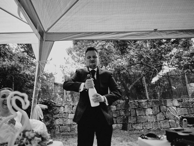 La boda de Miguel y Laura en La Cabrera, Burgos 76