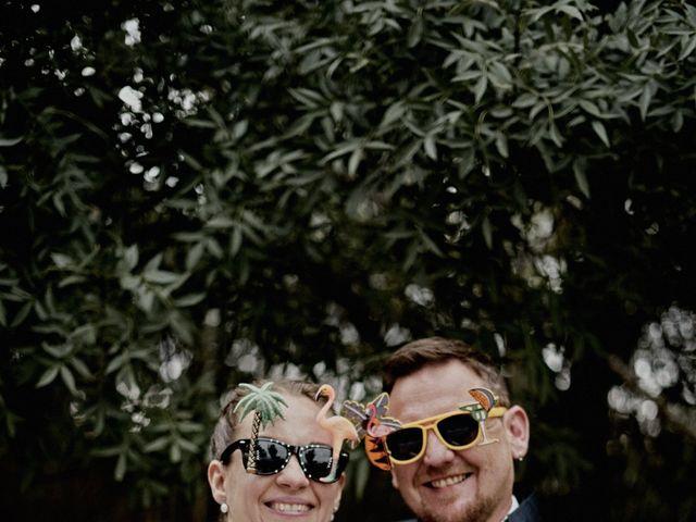 La boda de Miguel y Laura en La Cabrera, Burgos 79