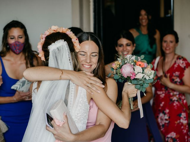 La boda de Javi y Anna en Banyeres Del Penedes, Tarragona 27