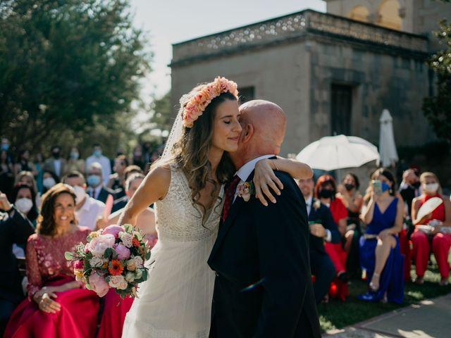 La boda de Javi y Anna en Banyeres Del Penedes, Tarragona 33