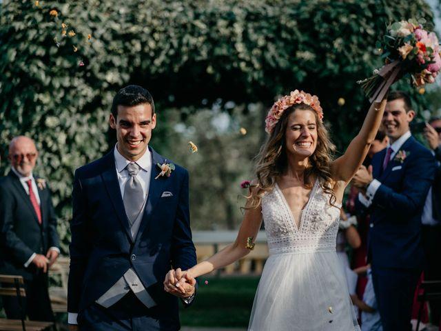 La boda de Javi y Anna en Banyeres Del Penedes, Tarragona 40