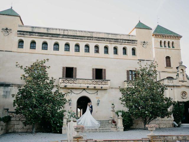 La boda de Javi y Anna en Banyeres Del Penedes, Tarragona 1