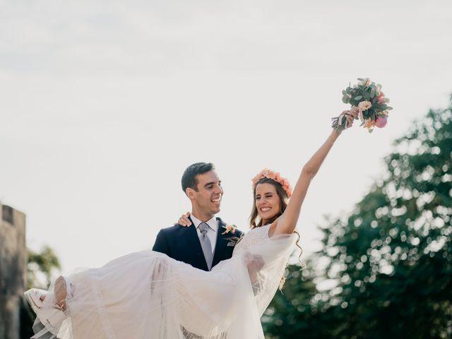 La boda de Javi y Anna en Banyeres Del Penedes, Tarragona 2