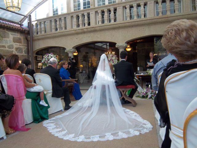 La boda de Miguel y Vanesa en Mosteiro (Meis), Pontevedra 6