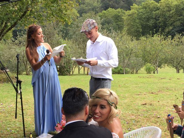 La boda de Gon y Nere en Hernani, Guipúzcoa 5