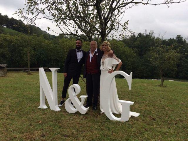 La boda de Gon y Nere en Hernani, Guipúzcoa 9