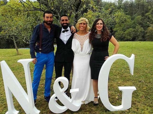 La boda de Gon y Nere en Hernani, Guipúzcoa 26