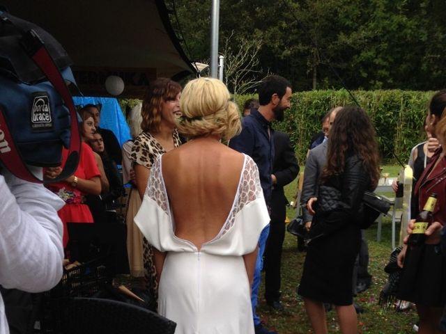 La boda de Gon y Nere en Hernani, Guipúzcoa 30