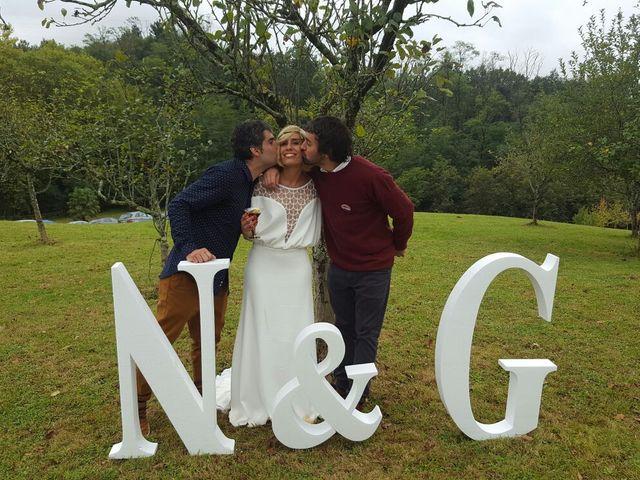 La boda de Gon y Nere en Hernani, Guipúzcoa 33