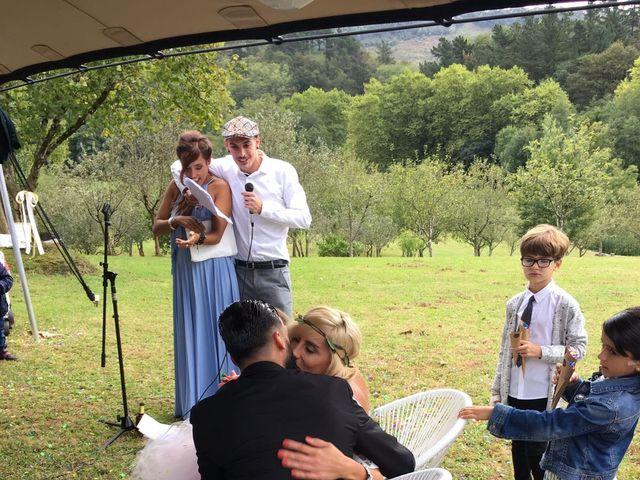La boda de Gon y Nere en Hernani, Guipúzcoa 36