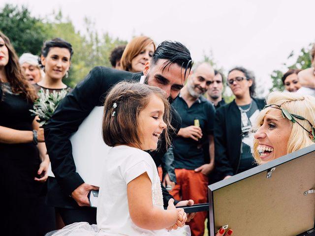 La boda de Gon y Nere en Hernani, Guipúzcoa 66