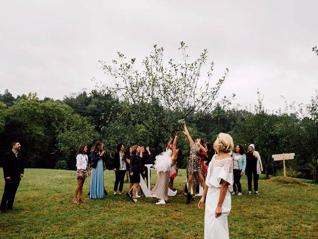 La boda de Gon y Nere en Hernani, Guipúzcoa 70