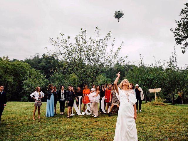 La boda de Gon y Nere en Hernani, Guipúzcoa 82