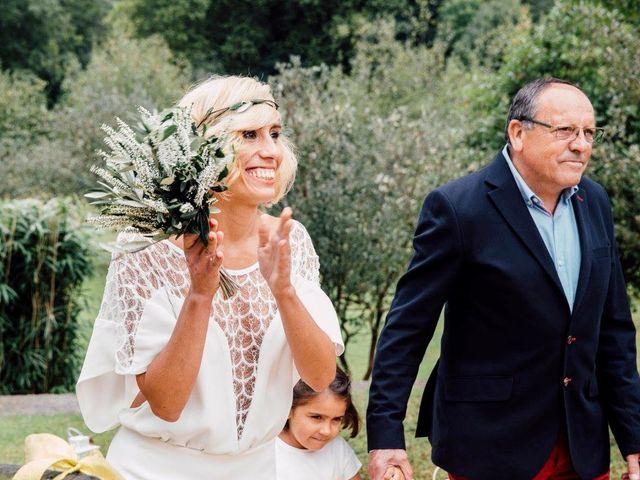 La boda de Gon y Nere en Hernani, Guipúzcoa 128