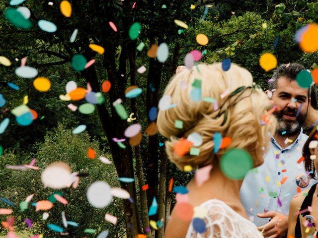 La boda de Gon y Nere en Hernani, Guipúzcoa 131