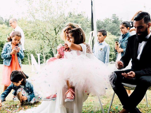 La boda de Gon y Nere en Hernani, Guipúzcoa 137
