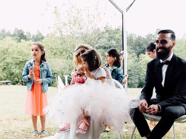 La boda de Gon y Nere en Hernani, Guipúzcoa 140