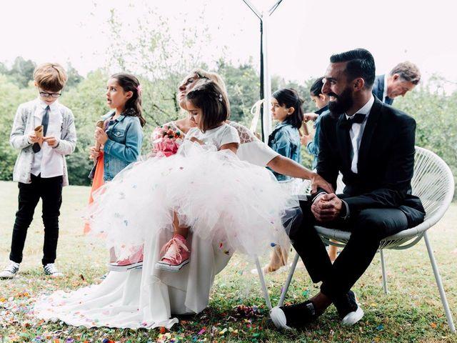 La boda de Gon y Nere en Hernani, Guipúzcoa 141