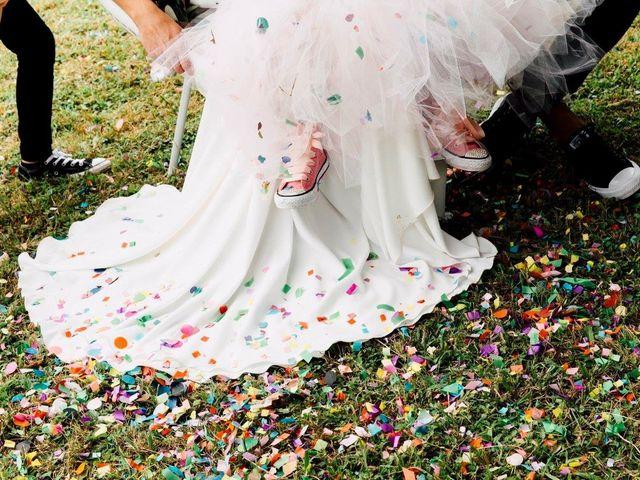 La boda de Gon y Nere en Hernani, Guipúzcoa 149