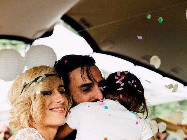 La boda de Gon y Nere en Hernani, Guipúzcoa 160