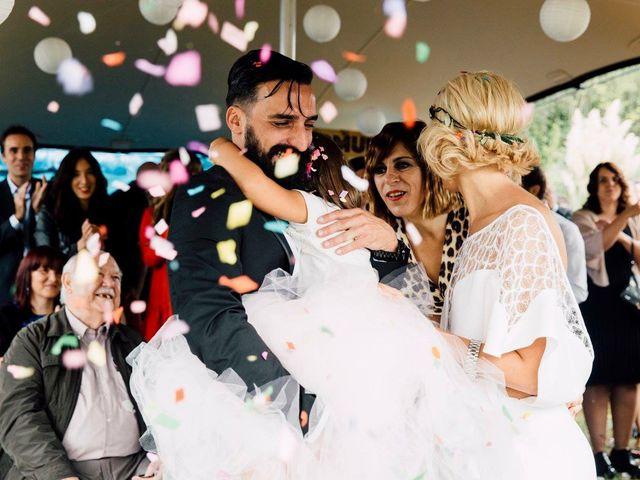 La boda de Gon y Nere en Hernani, Guipúzcoa 163