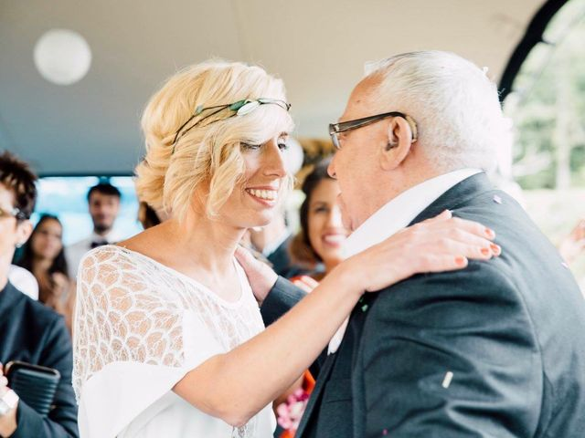 La boda de Gon y Nere en Hernani, Guipúzcoa 169