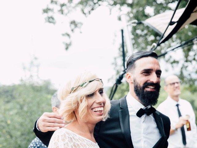 La boda de Gon y Nere en Hernani, Guipúzcoa 174