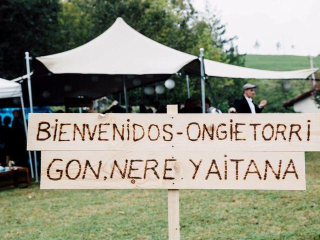 La boda de Gon y Nere en Hernani, Guipúzcoa 199