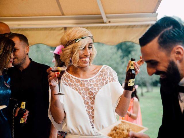 La boda de Gon y Nere en Hernani, Guipúzcoa 209