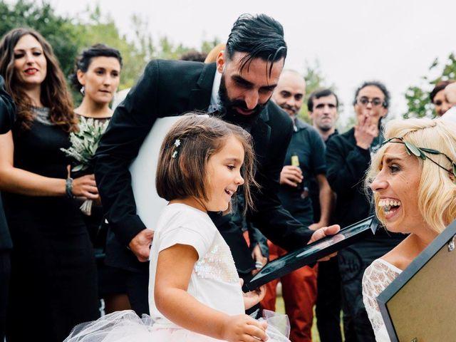 La boda de Gon y Nere en Hernani, Guipúzcoa 227