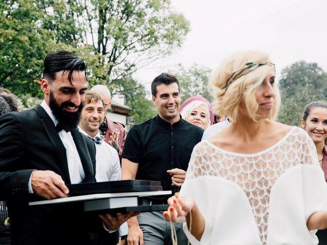 La boda de Gon y Nere en Hernani, Guipúzcoa 231