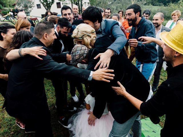 La boda de Gon y Nere en Hernani, Guipúzcoa 232