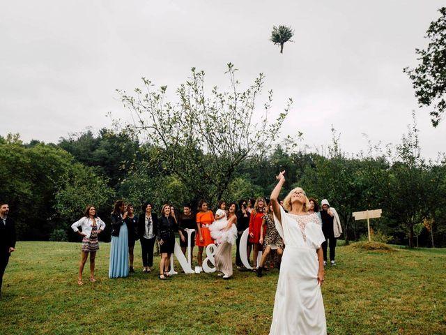 La boda de Gon y Nere en Hernani, Guipúzcoa 240