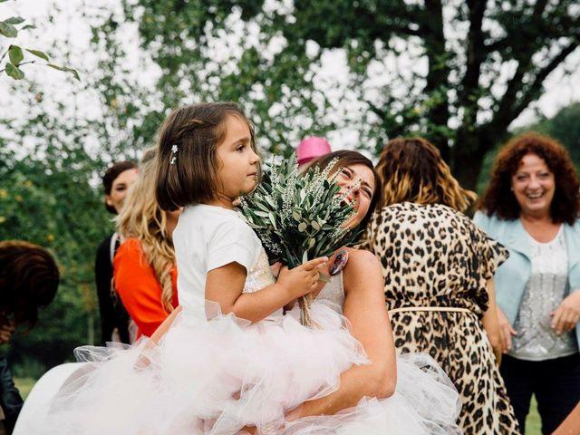 La boda de Gon y Nere en Hernani, Guipúzcoa 245