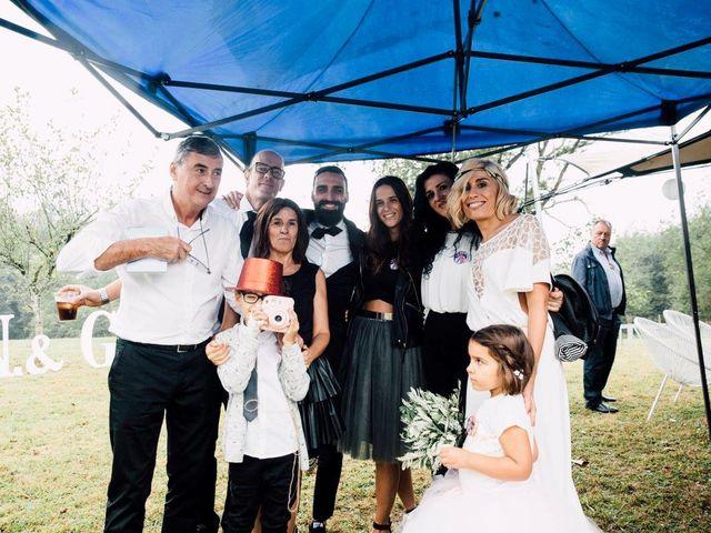 La boda de Gon y Nere en Hernani, Guipúzcoa 254