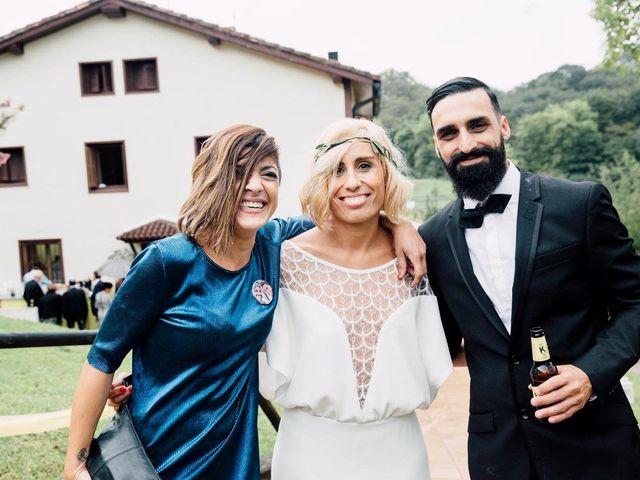 La boda de Gon y Nere en Hernani, Guipúzcoa 265