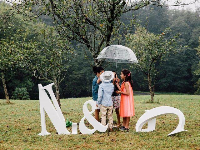La boda de Gon y Nere en Hernani, Guipúzcoa 268