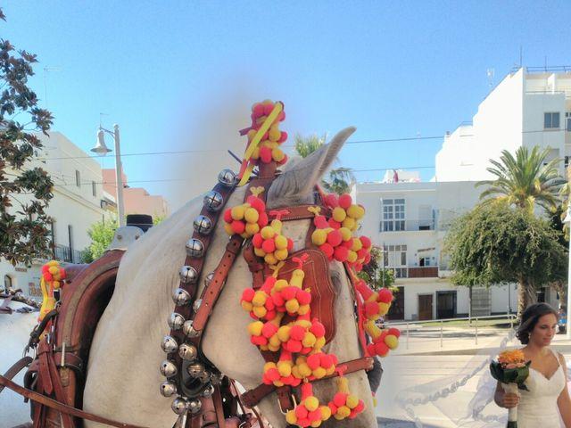 La boda de Rafa y Cristina en San Fernando, Cádiz 2