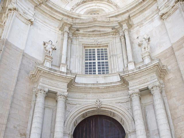 La boda de Rafa y Cristina en San Fernando, Cádiz 4
